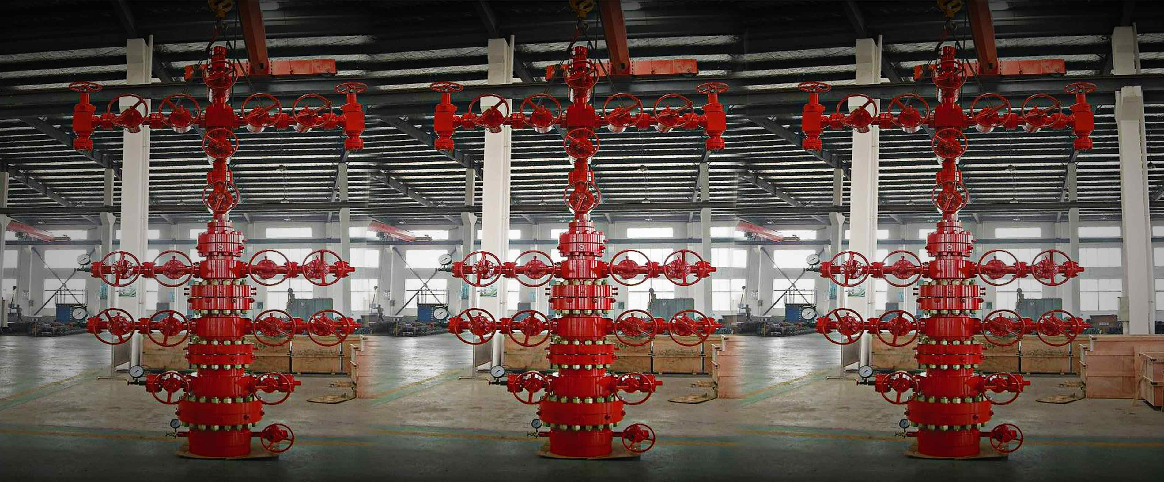 Wellhead & Christmas Tree Equipments Manufacturer and Oil and Gas Materials Supplier in China ...